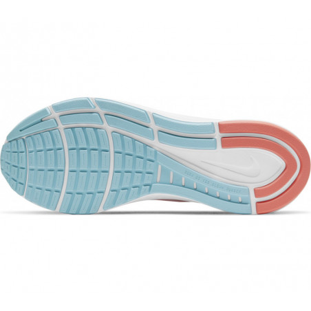 Chaussures Asics Gel Solution Speed 3 Femme Clay Blanche